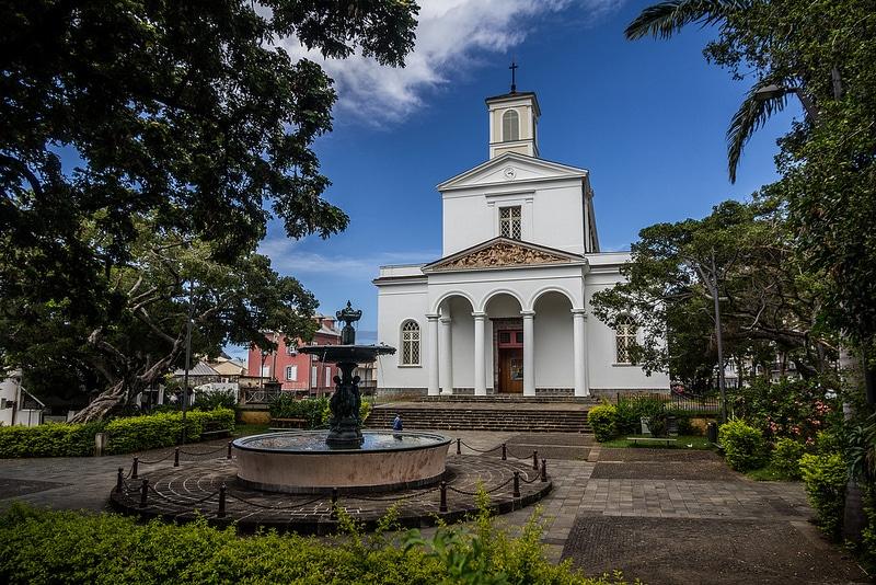 Saint-Denis, loger à La Réunion