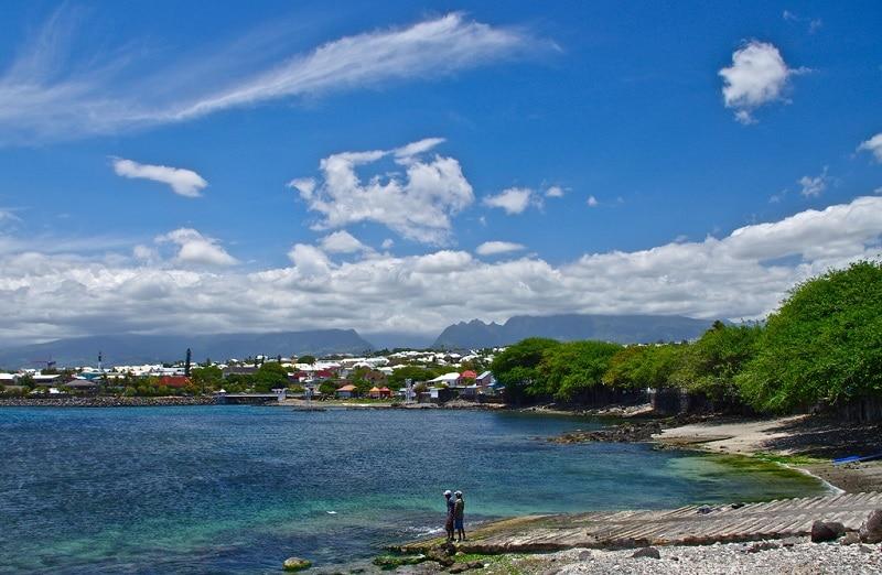 Saint-Pierre, loger à La Réunion