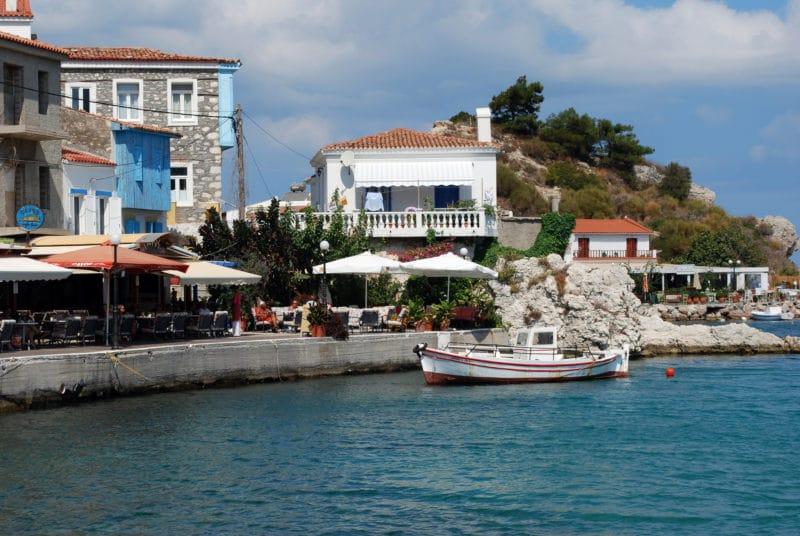 Samos, Cyclades