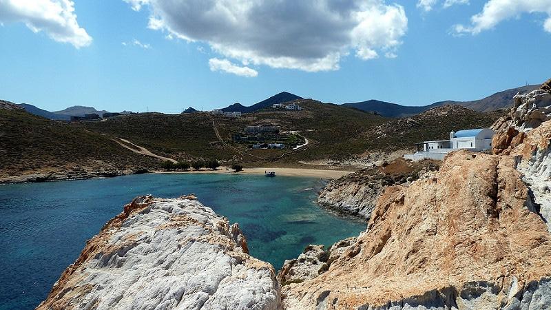 Sérifos, Cyclades, Grèce