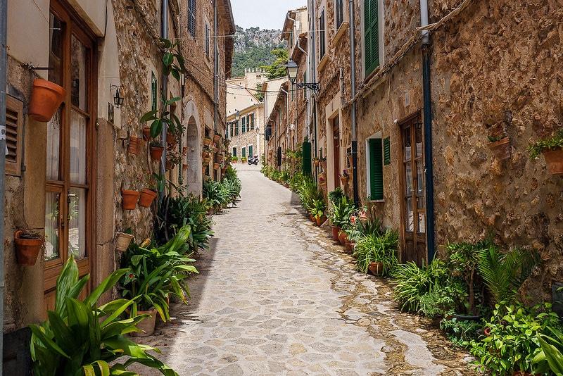 Serra de Tramuntana, loger à Majorque