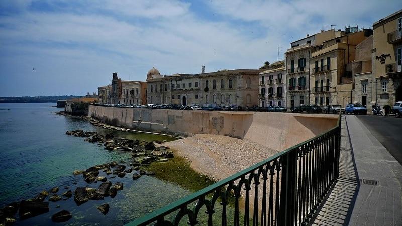 Syracuse, en Sicile