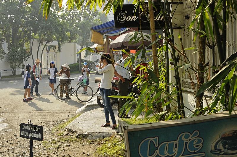 Thao Dien, loger à Ho Chi Minh Ville