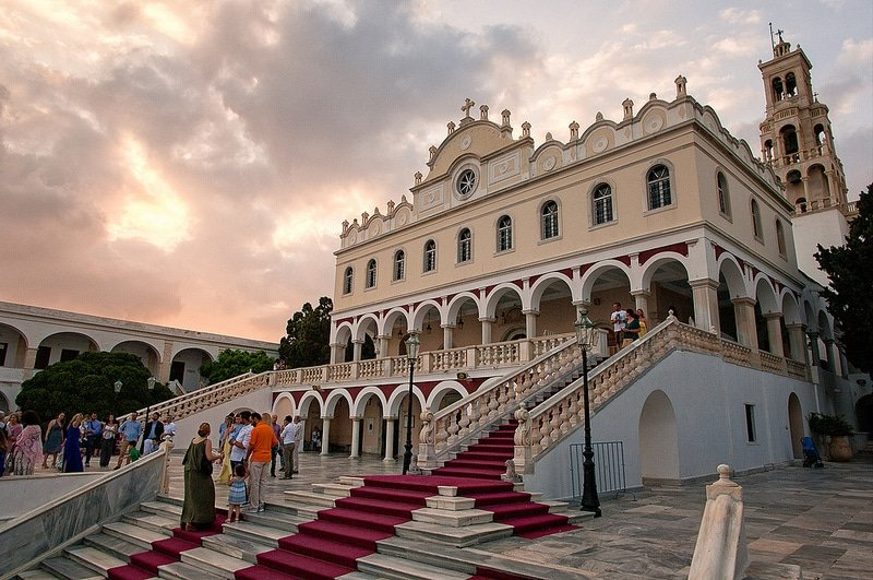 Tinos, Cyclades, Grèce