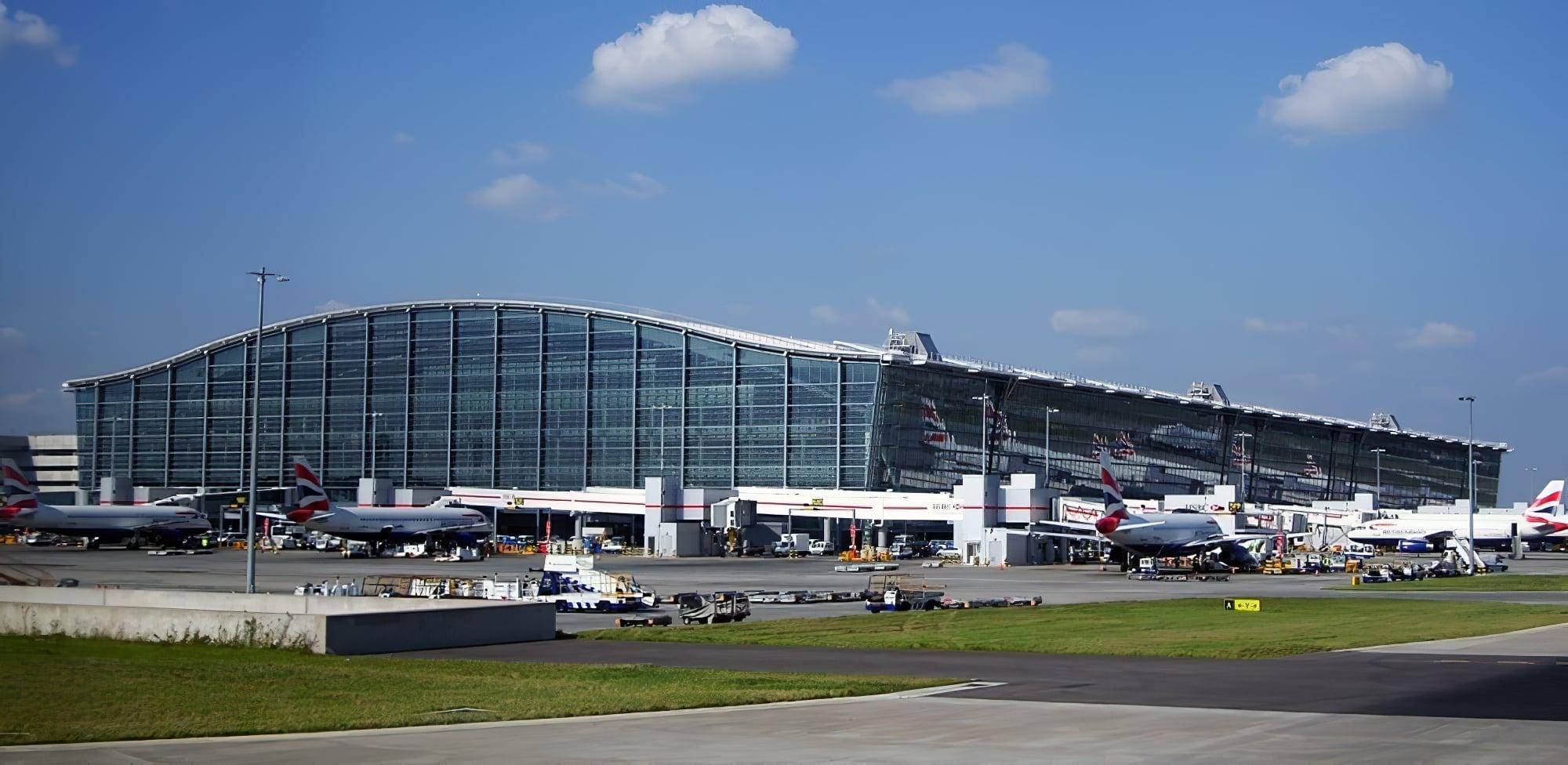 Aeroport Londres Gatwick Vers Centre Ville