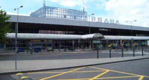 Transfert entre l'aéroport Vaclav Havel et Prague
