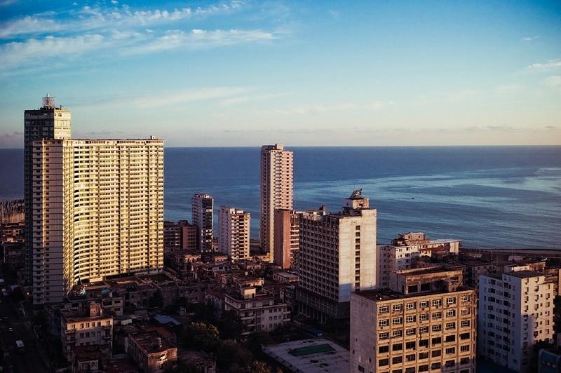 Vedado, loger à La Havane
