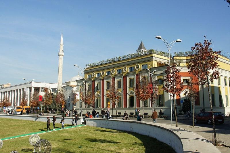 Loger Dans Le Centre à Tirana