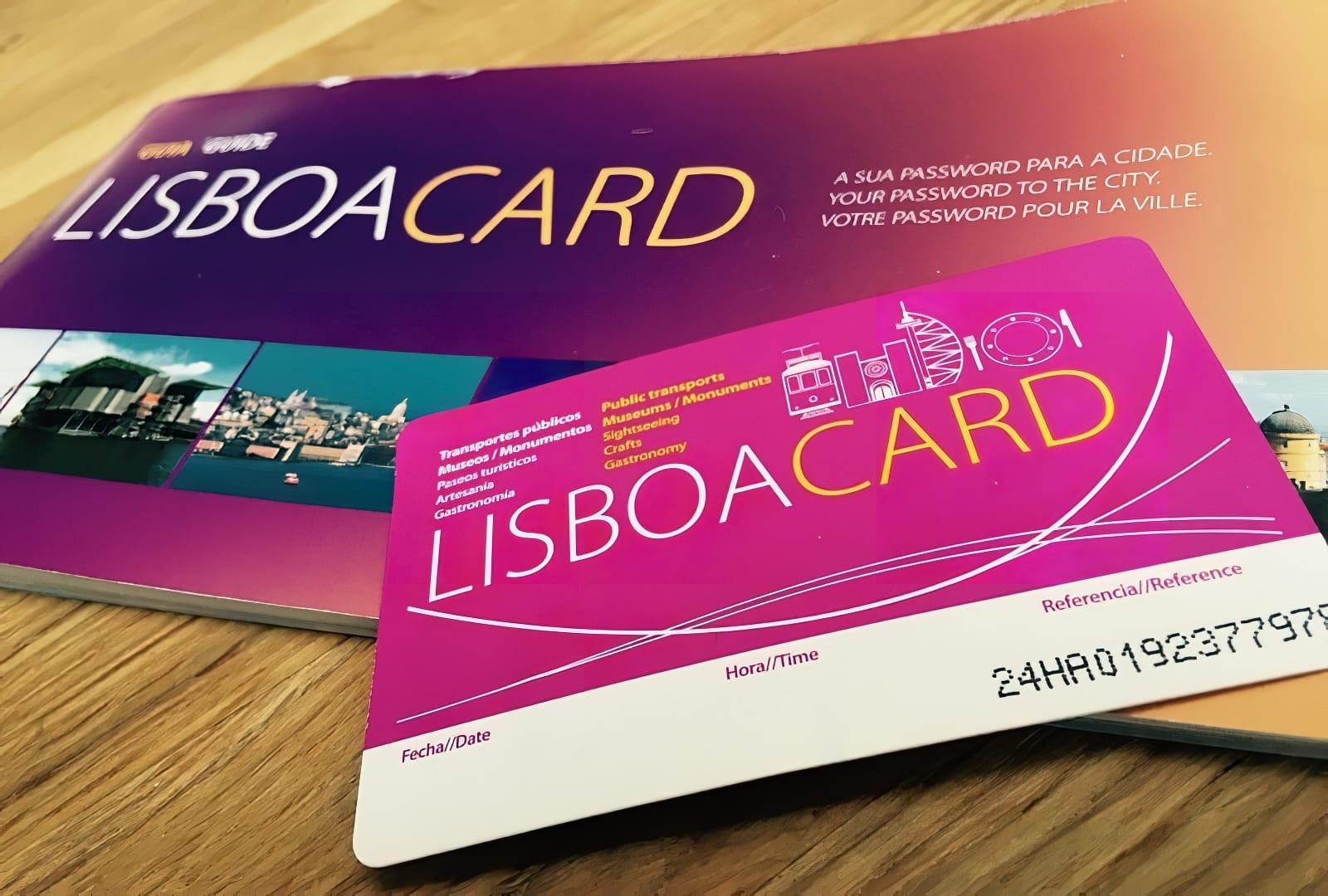 Avis sur la Lisboa Card