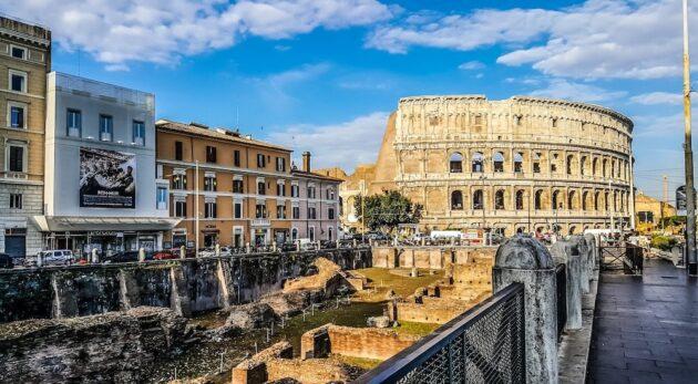 3 jours à Rome pour 284€ avec le Pass Rome !
