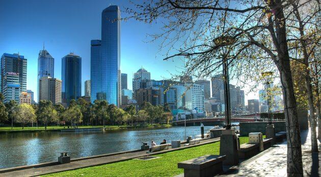 Cartes et plans détaillés de Melbourne