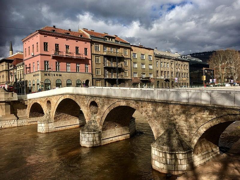 Loger Dans Le Centre à Sarajevo