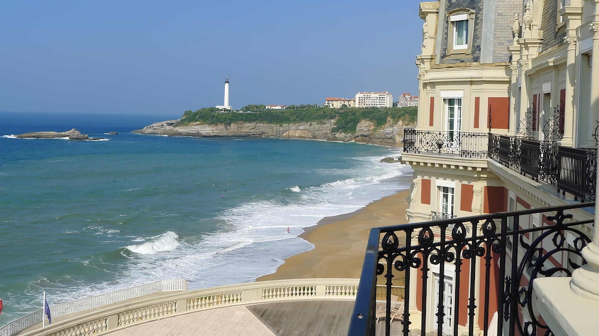 Dans quel quartier loger à Biarritz ?