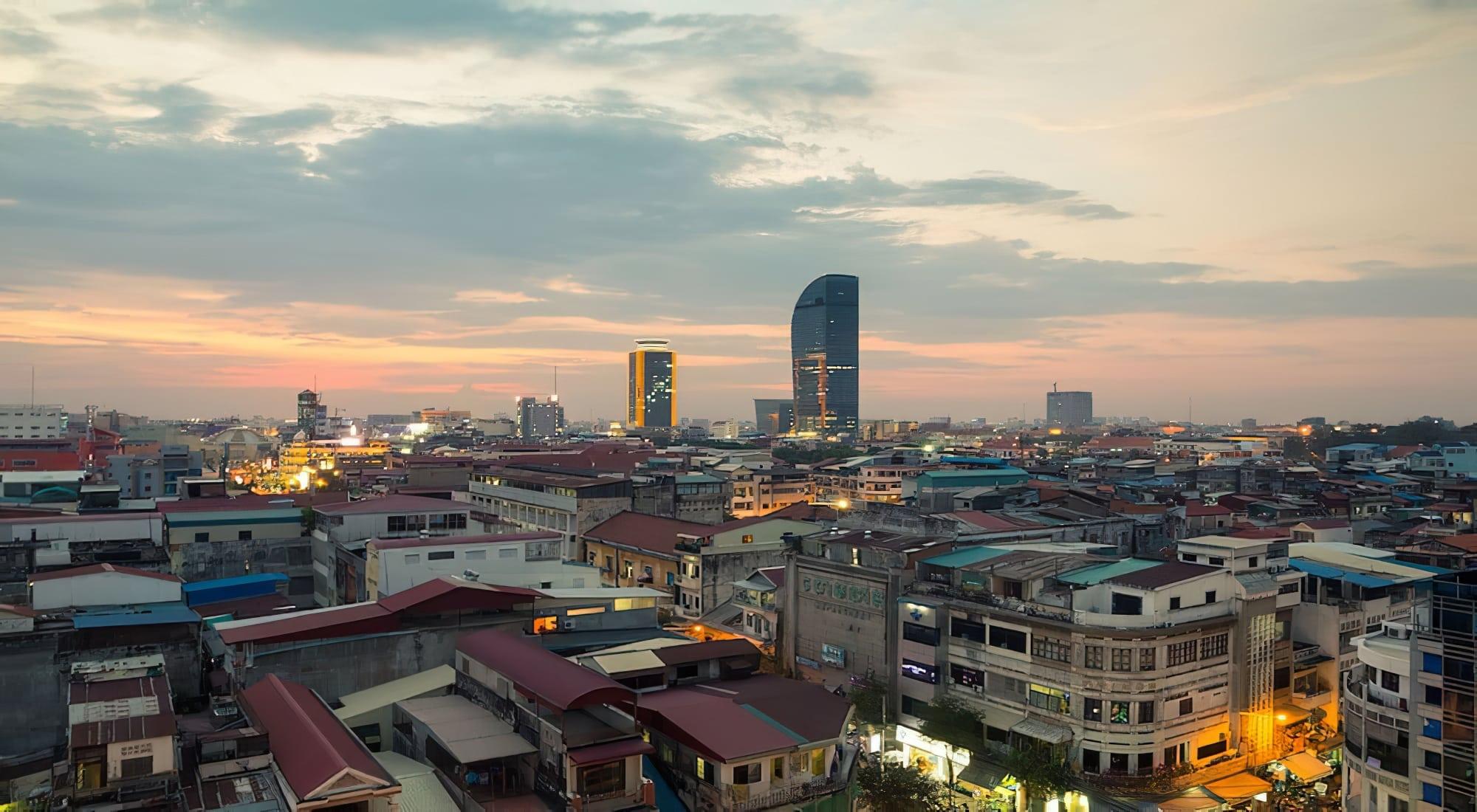Dormir à Phnom Penh