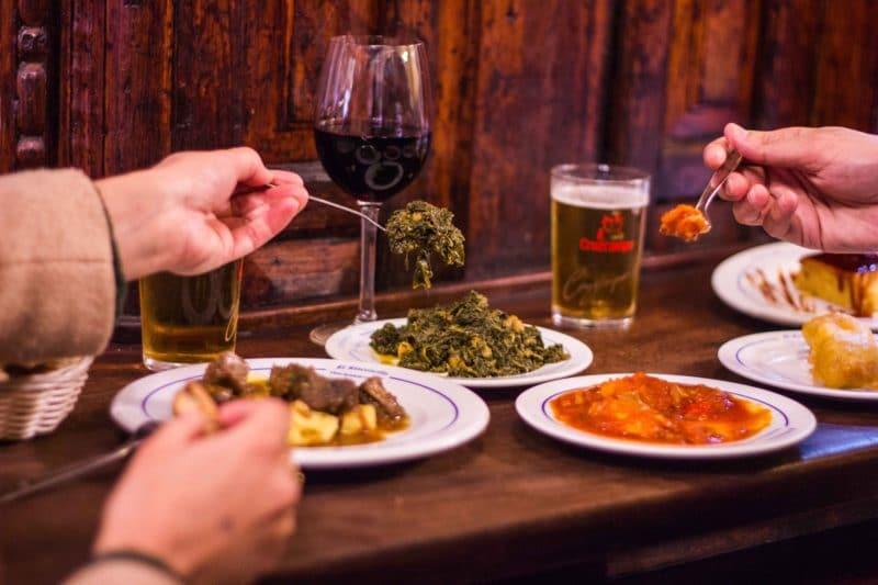 Bar à tapas El Rinconcillo, Séville