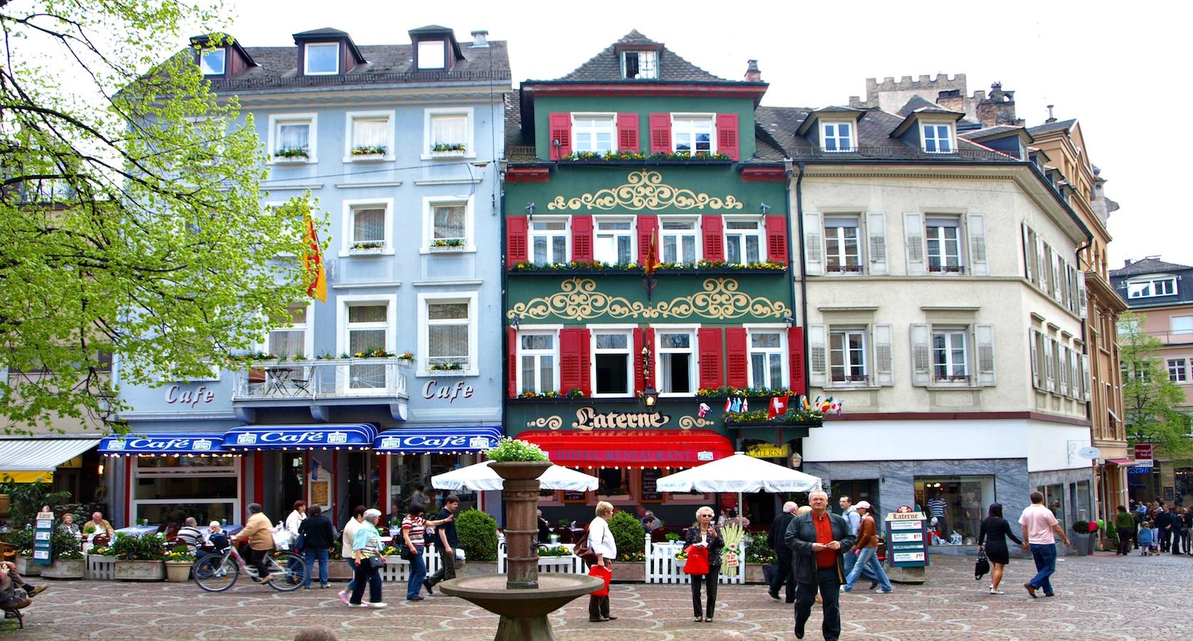 Baden Baden Guide