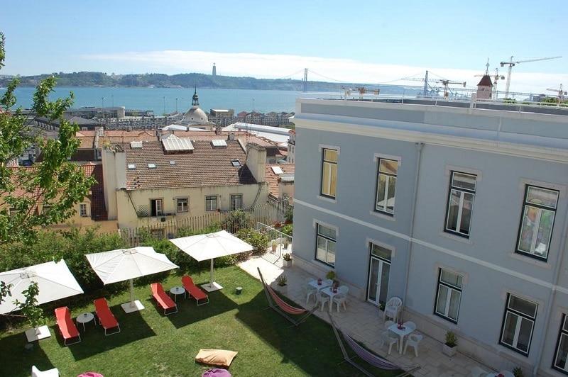 Lisb'On Hostel, auberge de jeunesse à Lisbonne