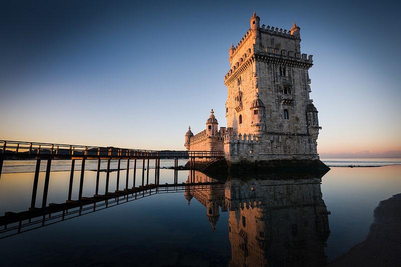 Lisboa Card, tour de Belem