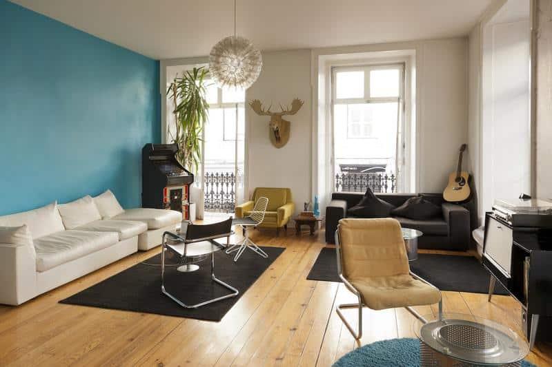 Lisbon Lounge Hostel, auberge de jeunesse à Lisbonne