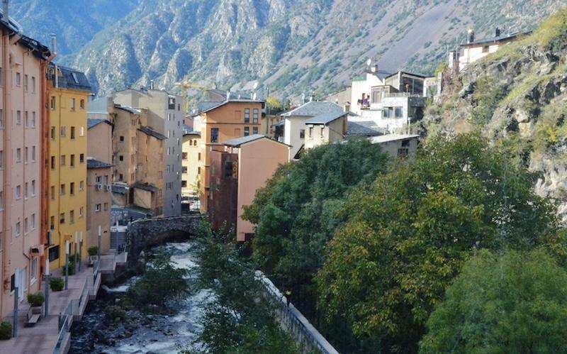 Loger Andorre Les Escaldes
