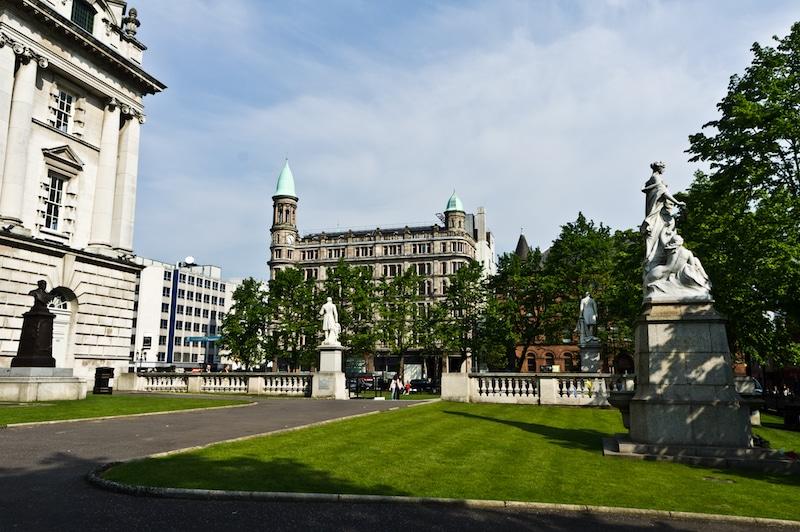 Loger à Belfast, Centre Ville
