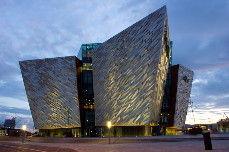 Loger à Belfast, Titanic Quarter