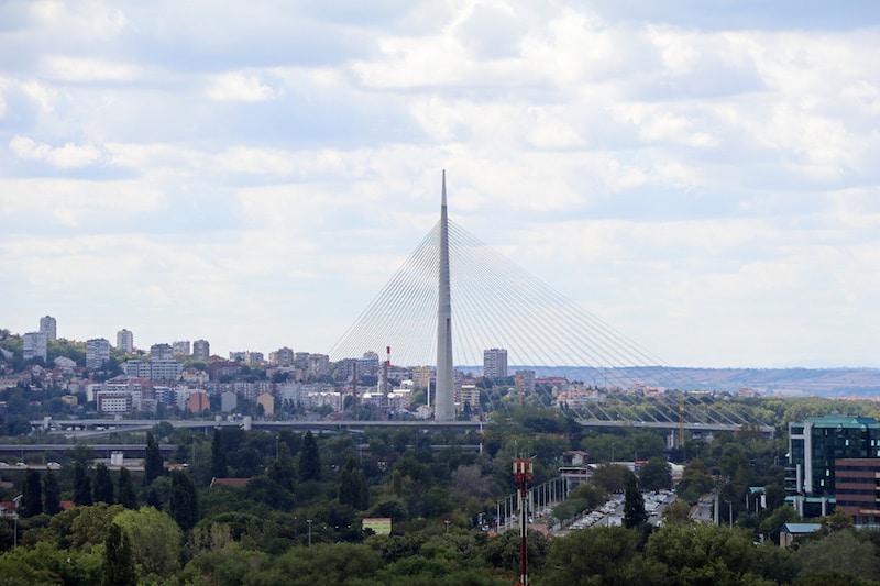 Loger à Belgrade, Banovo Brdo