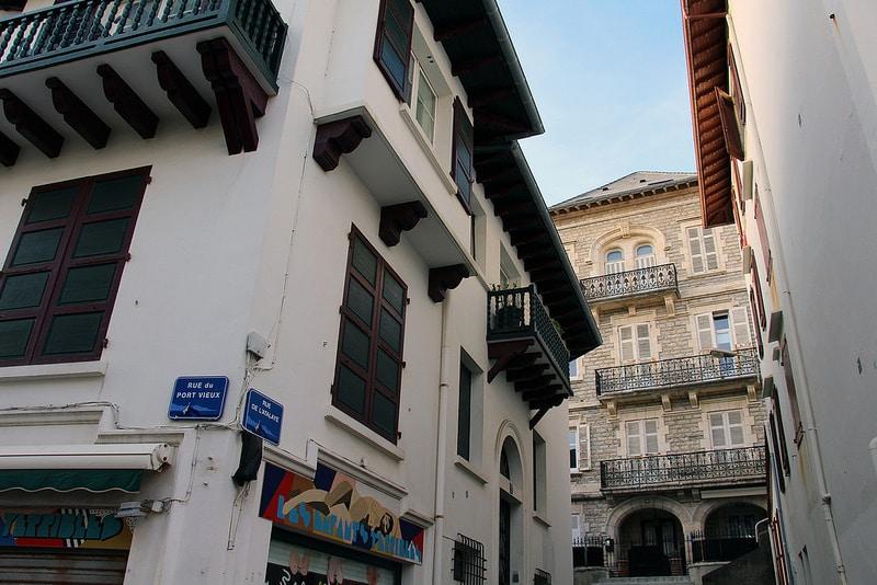 Centre Ville, Loger à Biarritz