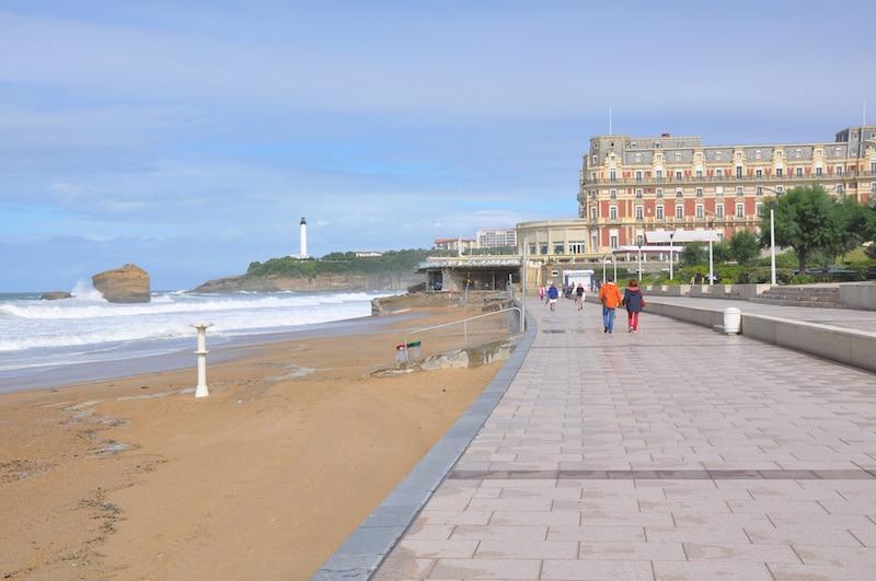 Saint Charles, Loger à Biarritz
