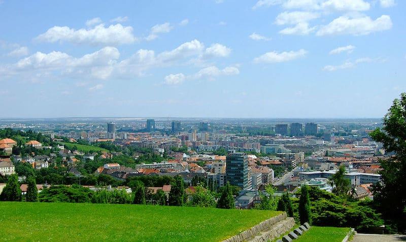 Loger à Bratislava, Nove Mesto