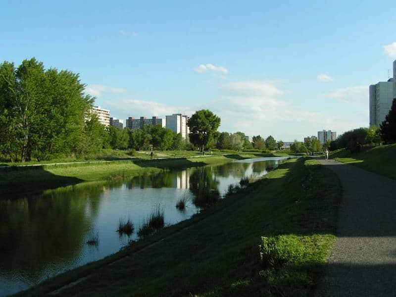 Loger à Bratislava, Petrzalka