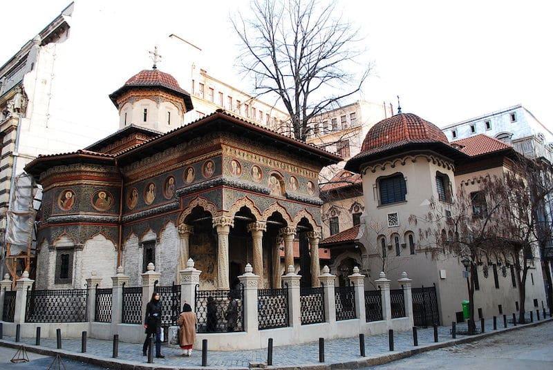Loger à Bucarest, Lipscani