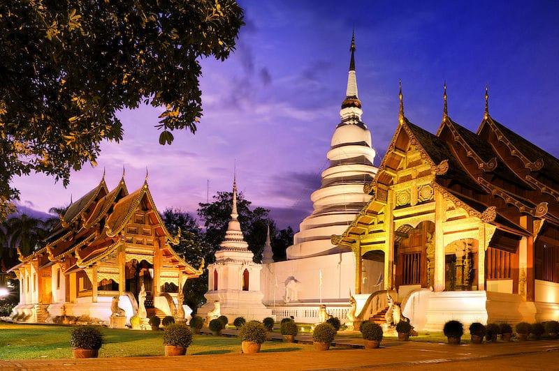 Loger à Chiang Mai, Old City