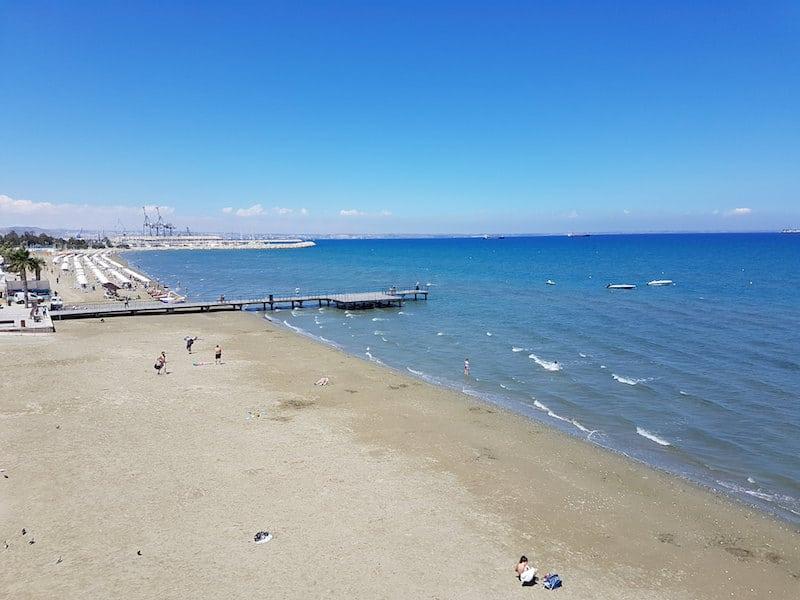 Loger Chypre, Larnaca