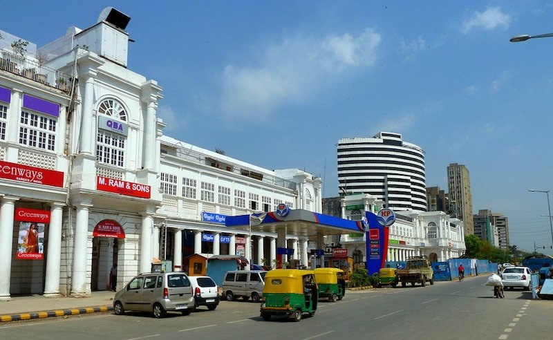 Loger New Delhi, Connaught Place