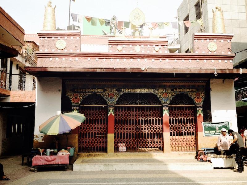 Loger New Delhi, Majnu Ka Tilla