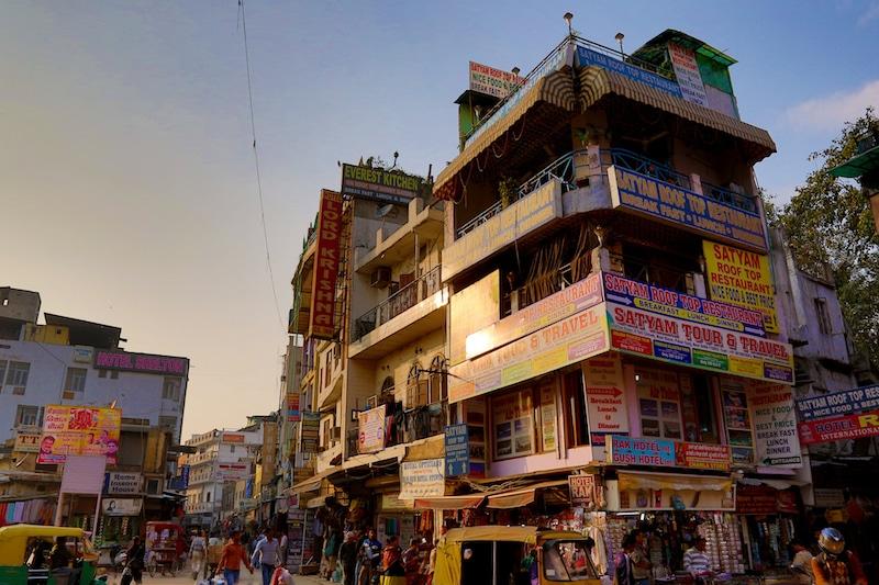 Loger à New Delhi, Paharganj