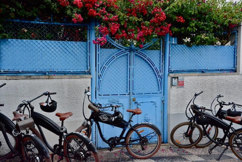 Où Louer des vélos à Lisbonne