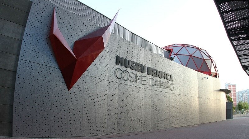 Musée Benfica - Cosme Damiao