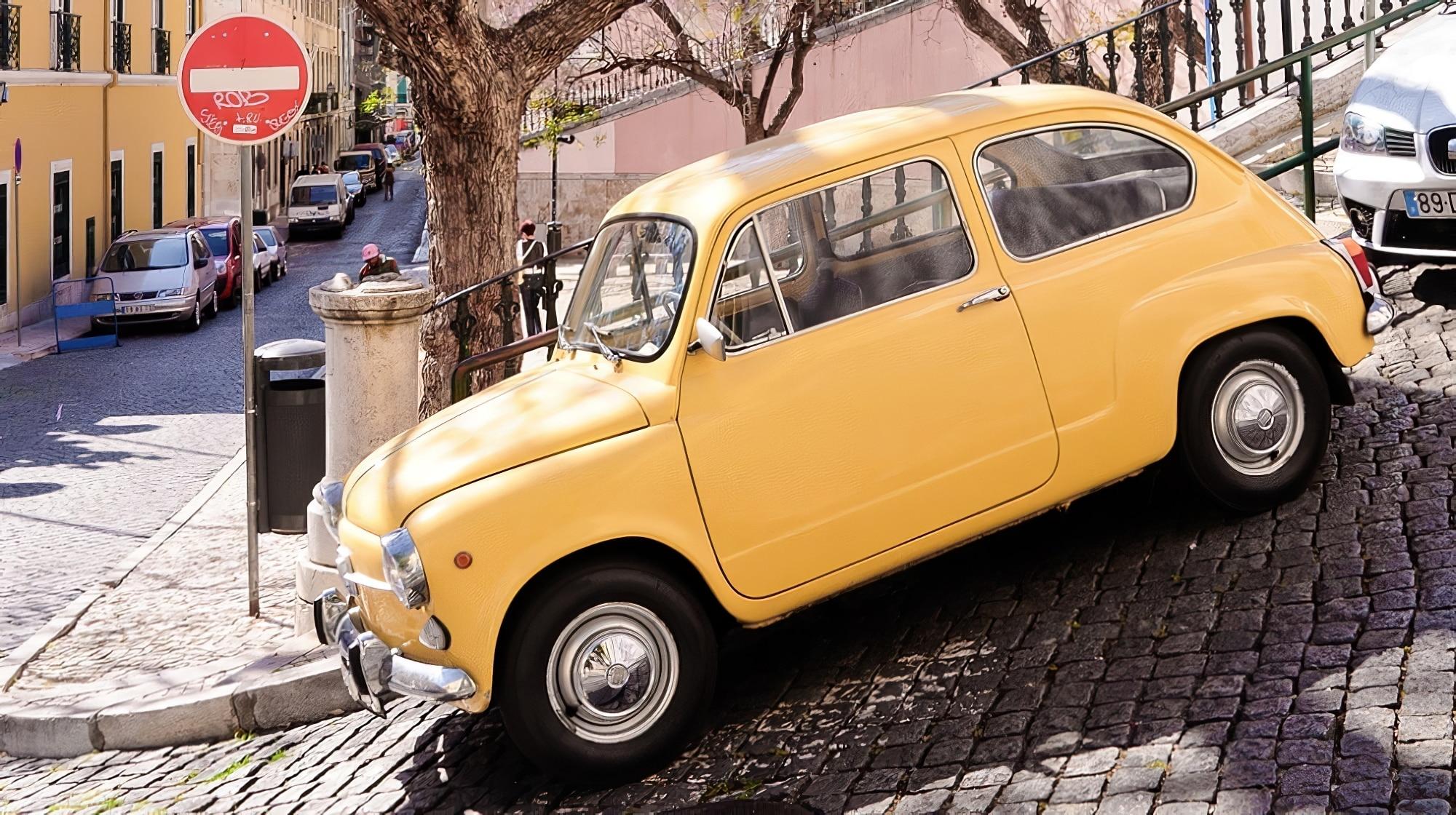 Parking à Lisbonne : où se garer à Lisbonne pas cher ?