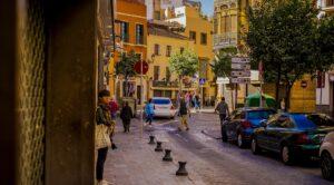 Parking Seville