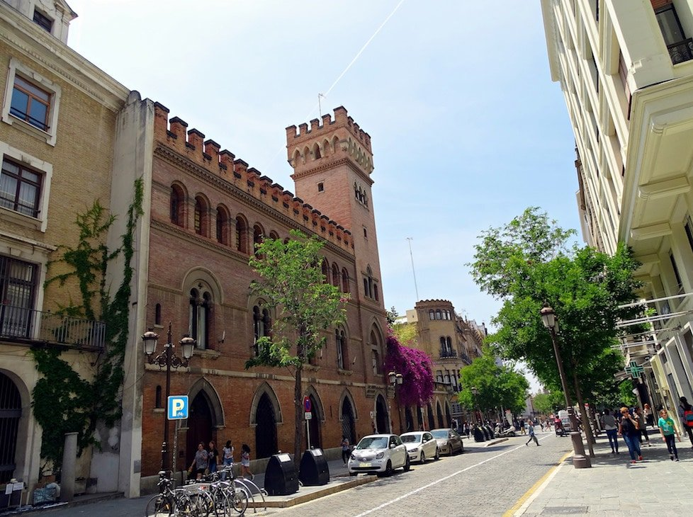 Parking Seville 2