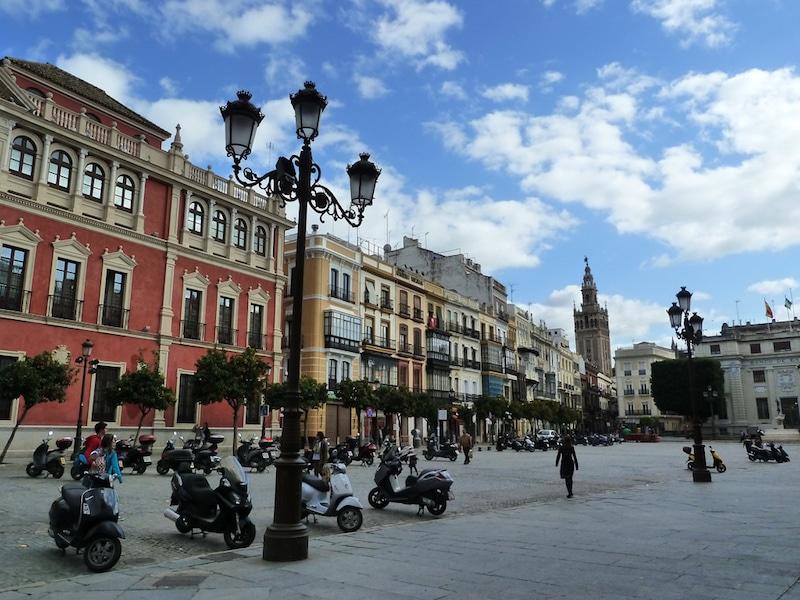 Parking Séville 3