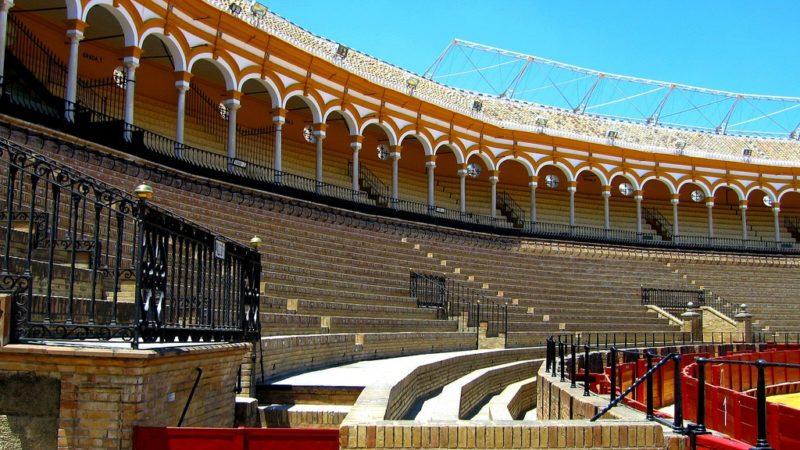 Plaza de Toros de la Maestranza, Séville