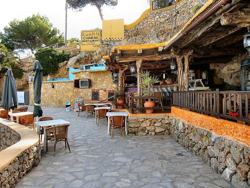 Portinatx, Loger à Ibiza