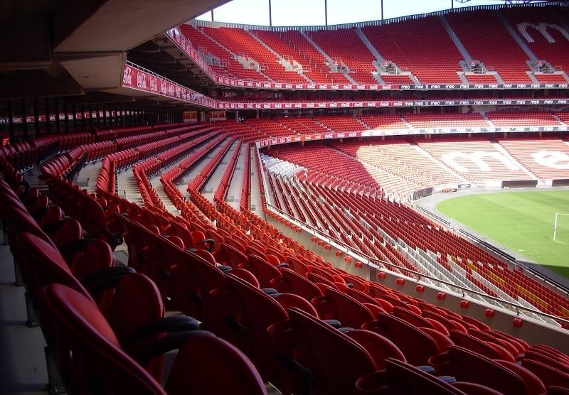 Stade du Benfica Lisbonne, visite