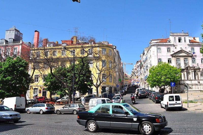 Transport à Lisbonne en Taxi