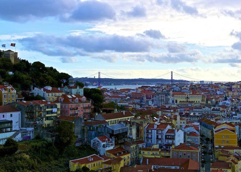 Transport Lisbonne en Taxi
