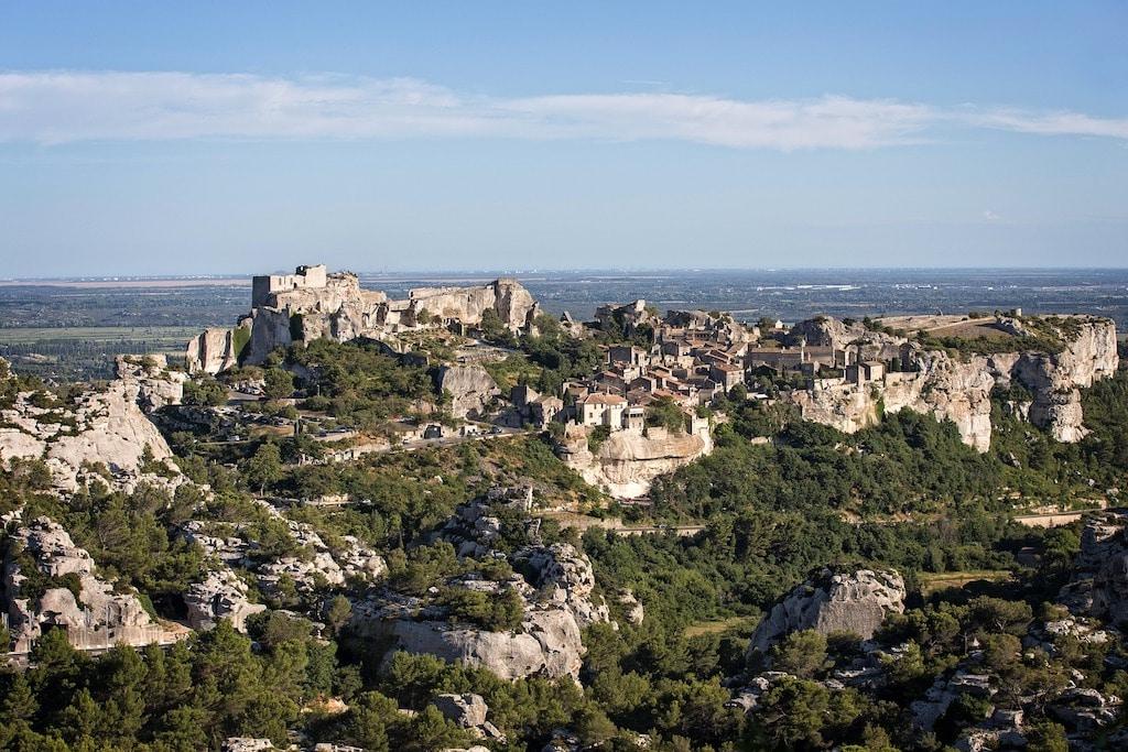 Village France 11, Baux de Provence