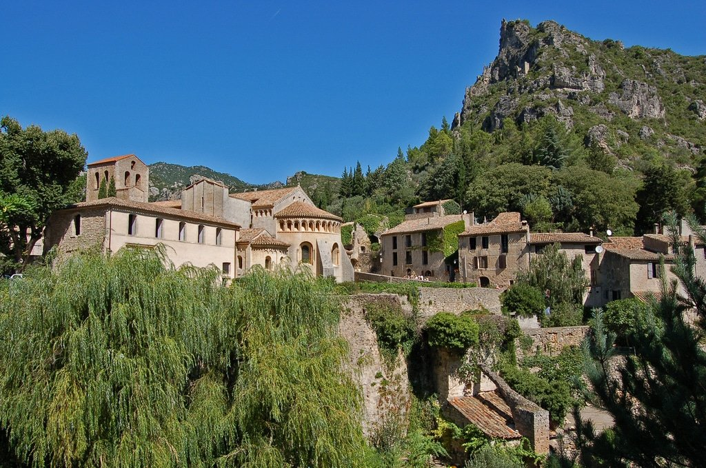 Village France 3, Saint Guilhem Le Dessert